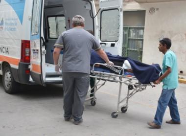 Dos heridos de arma de fuego ingresaron al hospital (foto archivo)