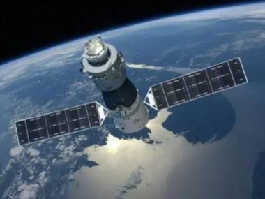 La estación espacial china está cayendo completamente fuera de control desde hace meses, y las agencias espaciales de todo el mundo esperan que se estrelle a principios de 2018.