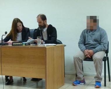 Roberto Ramírez está acusado de ahocar, mutilar y quemar a Villalba.