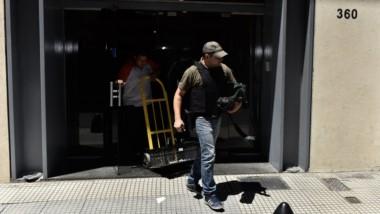 Las cajas de seguridad del gremio de Balcedo que fueron requisadas por la Justicia estaban vacías.
