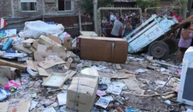 Horror en Quilmes: hallan a dos niños muertos adentro de una heladera.