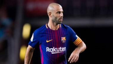 A raíz de la compra de Mina, Barcelona ya no podrá retener a Javier Mascherano, quien se vio relegado en su puesto y pidió salir para llegar con ritmo al Mundial.