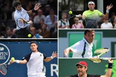 Tres argentinos comenzarán el primer día de acción en el Australian Open (empieza a las 21:00 de Argentina).
