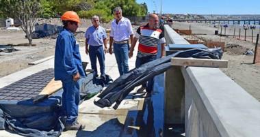 """""""Será un año de muchas obras"""", dijo el intendente Ricardo Sastre."""