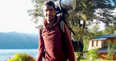 Joaquín Santos. Su familia denunció su desaparición el martes pasado. Aún no fue hallado por brigadistas.