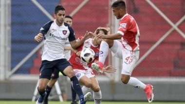 San Lorenzo derrotó a Argentinos y extendió su buen momento.
