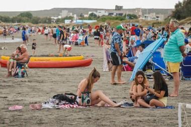 La playa y la costa evidencian el flujo de visitantes que la ciudad del Golfo ha recibido en las primeras semanas del 2017 que se buscará profundizar a lo largo de enero.