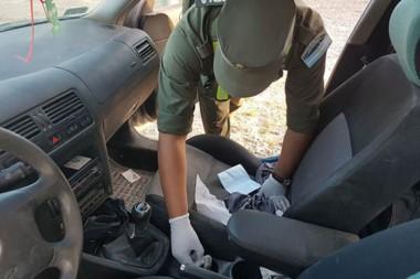 La XIV Agrupación de Gendarmería Nacional intensificará las tareas relacionadas al tráfico de drogas.