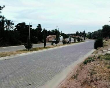Telsen es una de las comunas afectadas. Es por la deuda del Gobierno con YPF.