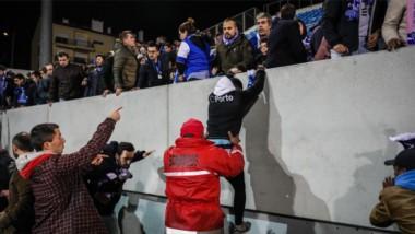 La estructura del estadio pudo verse afectada por el sismo que hubo esta semana en Portugal.
