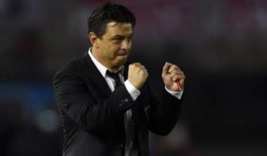 """Con la recuperación de Saracchi, Gallardo podrá poner el cancha su equipo """"ideal""""."""
