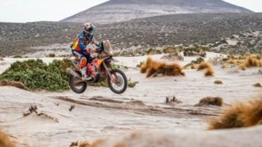Perú tiene pensando cancelar el Rally Dakar 2019.