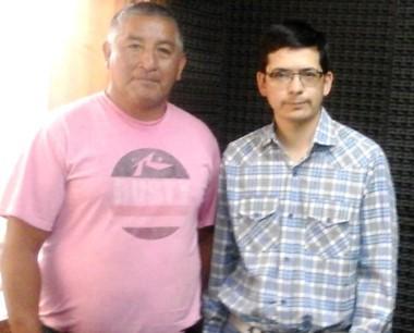Dúo. Ñancucheo (izquierda) y Peláez explicaron los resultados.