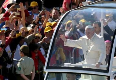 Última celebración para la feligresía congregada en la capital peruana.