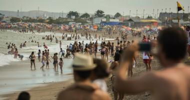 Turismo del municipio trazó un balance positivo para la primera quincena.