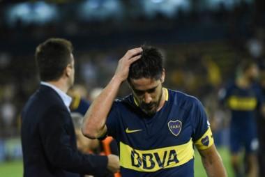 Pablo Pérez se perderá el partido del domingo con River y también los encuentros de la Superliga ante Colón de Santa Fe, San Lorenzo y Temperley.