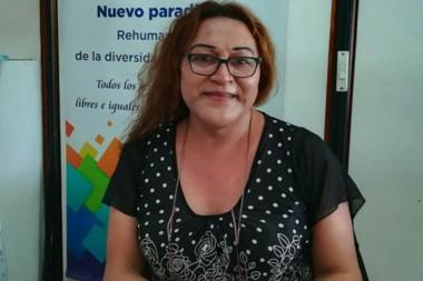 """""""Morimos entre los 35 y 40 años por la falta de acceso a la Salud"""", contó Nadia Zúñiga."""