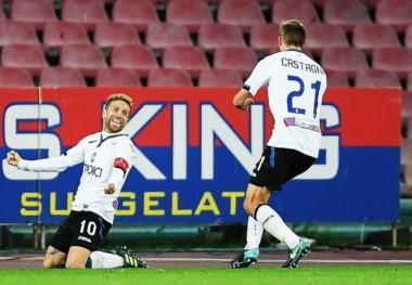 Atalanta a semis de la Copa Italia. Eliminaron al Napoli en el San Paolo con gol del Papu Gómez.