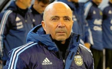 """Sampaoli reiteró sus disculpas tras la polémica en Casilda: """"Dije cosas que no sentía""""."""