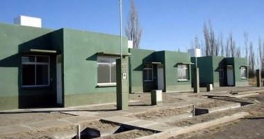 Con los fondos previstos por Nación sólo se podrán hacer 100 viviendas sociales nuevas en la provincia.