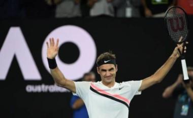 Federer mejoró el récord de semifinales en los Grand Slam, con 43 sobre 72 Majors jugados. Llegó así a su 14ª semi en el Abierto de Australia, todas en los últimos 15 años.