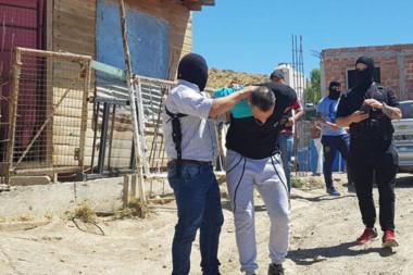 Darío Terk fue capturado ayer a la mañana por la Brigada de Investigaciones en el barrio San Cayetano.