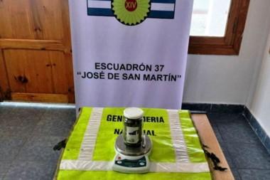 En Trelew, la cocaína fue encontrada en un transporte de pasajeros. En Costa, a una pareja de origen chileno.