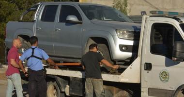 El procedimiento fue monitoreado por el secretario de Seguridad, Federico Massoni, y el jefe Miguel Gómez.