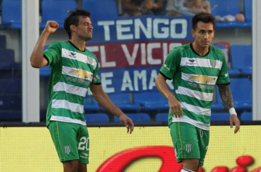 Con dos goles de Cvitanich, Banfield llega de ganarle a Tigre en la reanudación de la Superliga.