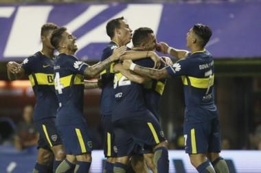 Con goles de Pavón y Nández, Boca llega de ganarle a Colón la fecha pasada.