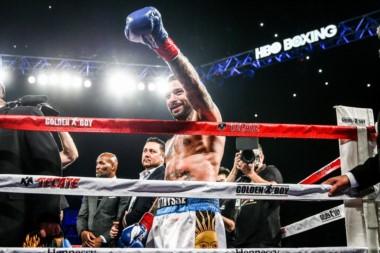 """Matthysse: """"Quiero a Danny Garcia, es la pelea que busque siempre, a Manny Pacquiao también""""."""