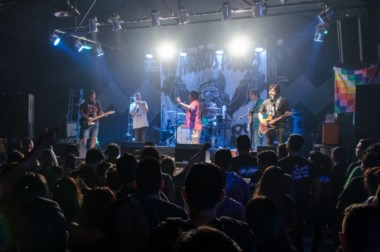 """Abelardos recargado propone por encima de la popularidad individual, una raíz musical """"sin sueño""""."""