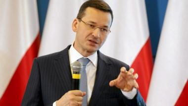 """""""Polonia fue ocupada durante la Segunda Guerra y no tiene responsabilidad respecto al Holocausto"""", aduce Morawiecki"""