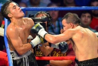 Narváez liquidó a Jesús Vargas en ocho rounds el 19/092/16 en Puerto Madryn.