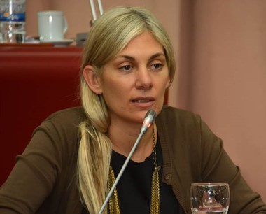 Diputada Provincial Florencia Papaiani
