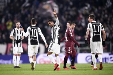 Juventus a las semifinales de la Copa Italia. Eliminaron a Torino en una nueva edición del Derby della Mole.