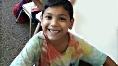 La mamá de Brian Quiroga, el nene atropellado por motochorros: