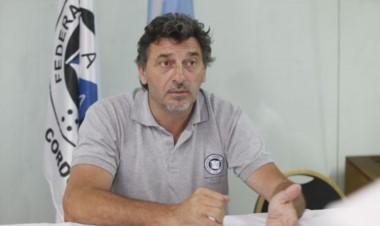 Omar Príncipe, líder de la Federación Agraria Argentina.