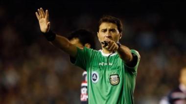 Héctor Paletta será el árbitro el domingo a las 17,00 entre Guillermo Brown y Atlético de Rafaela.