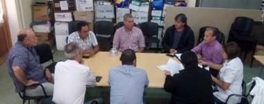 Ayer se conformó la mesa de trabajo para resolver los problemas que existen en el Hospital de Esquel.