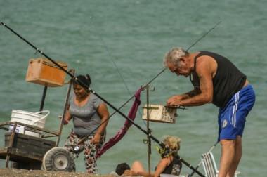 Los cañófilos son convocados una vez más a la costa para un nuevo concurso de pesca en Playa Unión.