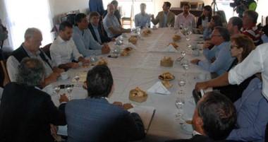 El Consejo mantuvo reuniones con empresarios, sindicatos y representante de la pesquería.
