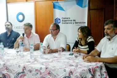 Eduardo Arzani adelantó que se instalará en Trelew un Club de Emprendedores.