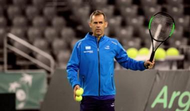 Se confirmó la continuidad de Daniel Orsanic como capitán de Copa Davis.