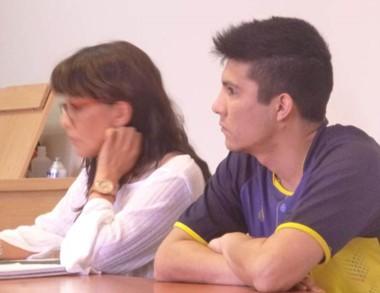 Fernando Andrés Muñoz Troncoso, condenado a prisión perpetua.