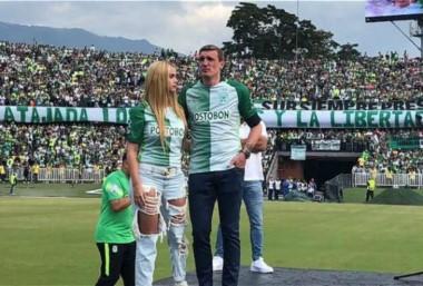 Una espectacular despedida recibió Armani, ídolo de Atlético Nacional, que se sumará a River.