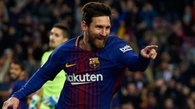 Messi será titular hoy ante Espanyol, por Copa del Rey.