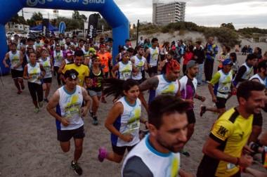 Con una gran participación, se realizó una nueva edición del Night Race en la ciudad de Puerto Madryn.