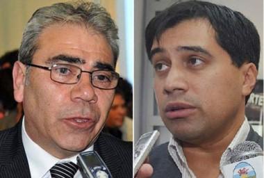 Recambio. Paz (izquierda) irá por Durán en un Ministerio muy sensible.