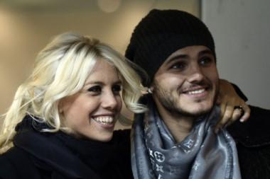 Para seguir siendo representante de su esposo Mauro Icardi, la rubia tendrá que pasar un examen de calificación.